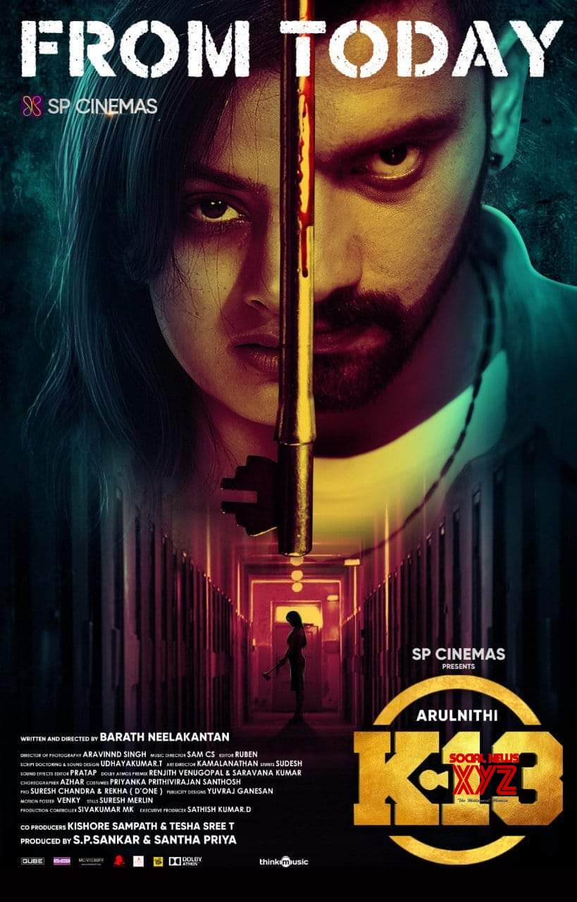 K13 Movie From Today Poster