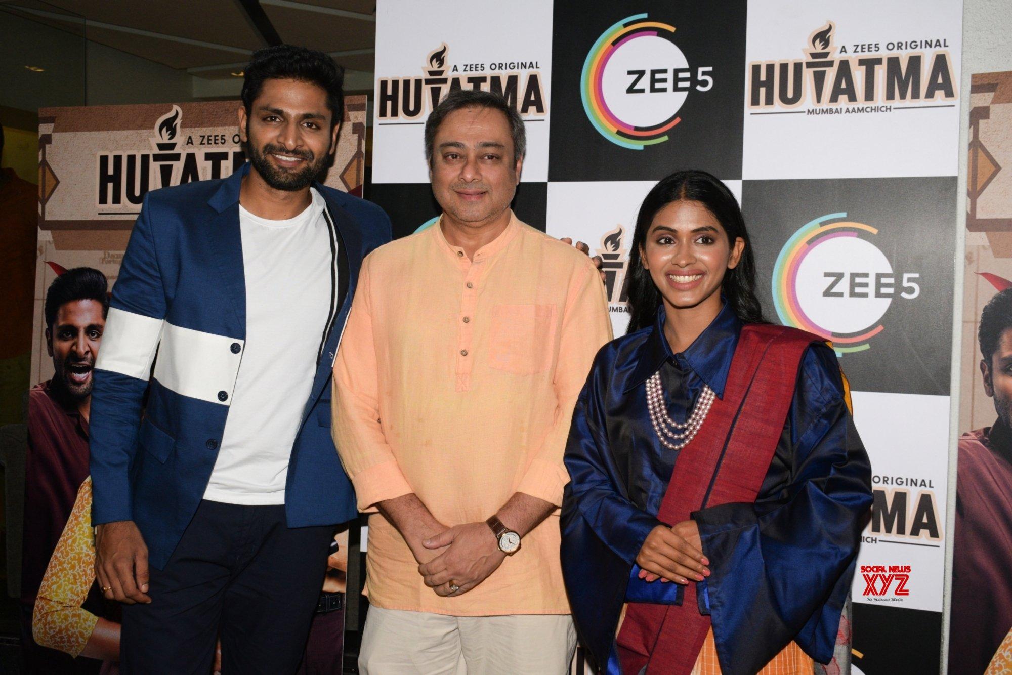 """Mumbai: Web series """"Hutatma"""" screening #Gallery"""