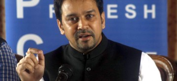Anurag Thakur. (File Photo: IANS)