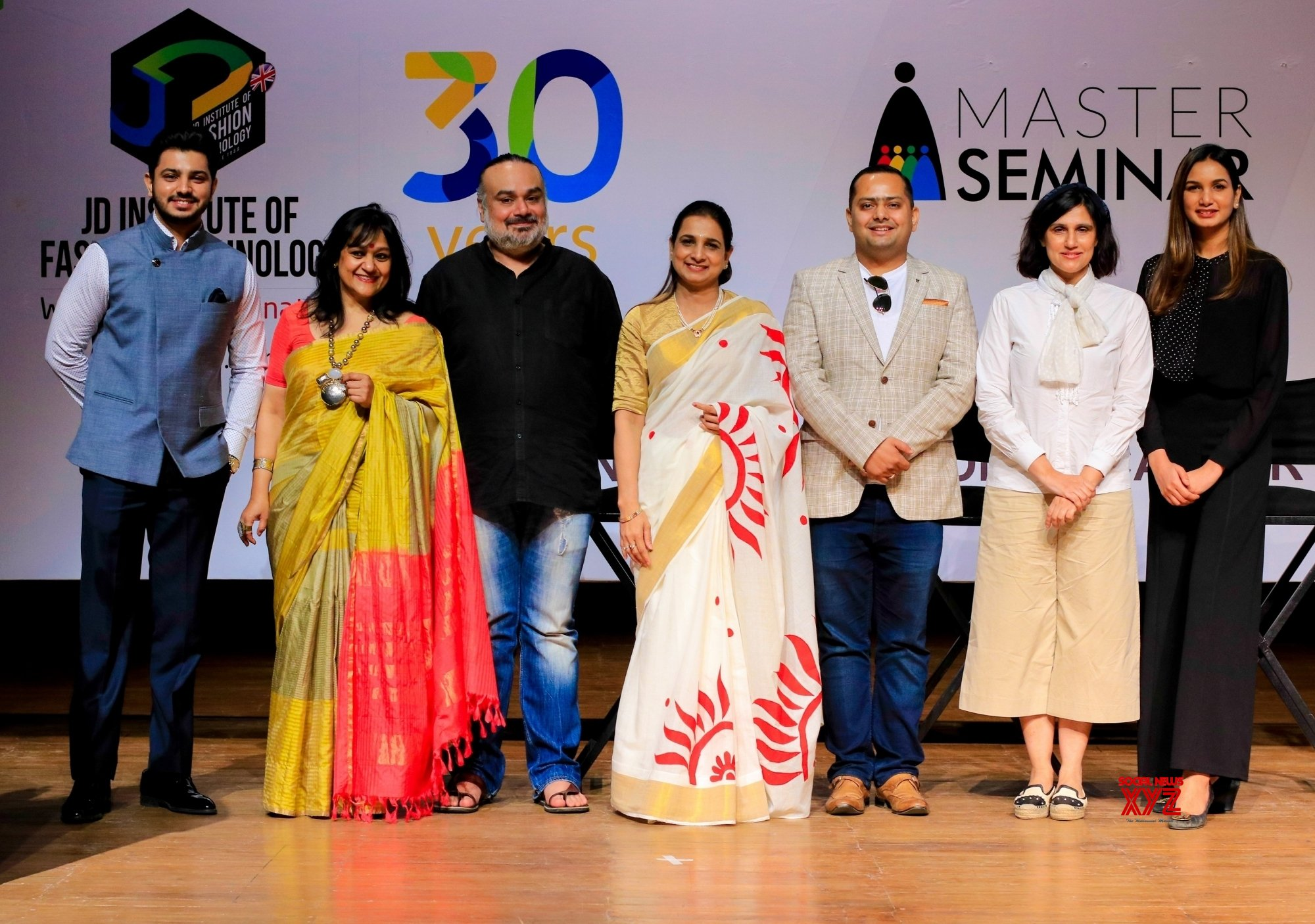New Delhi Jd Institute Of Fashion Technology Organises Master Seminar Gallery Social News Xyz