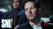 SNL Host Paul Rudd Accepts an Important Mission #SNL (Video)