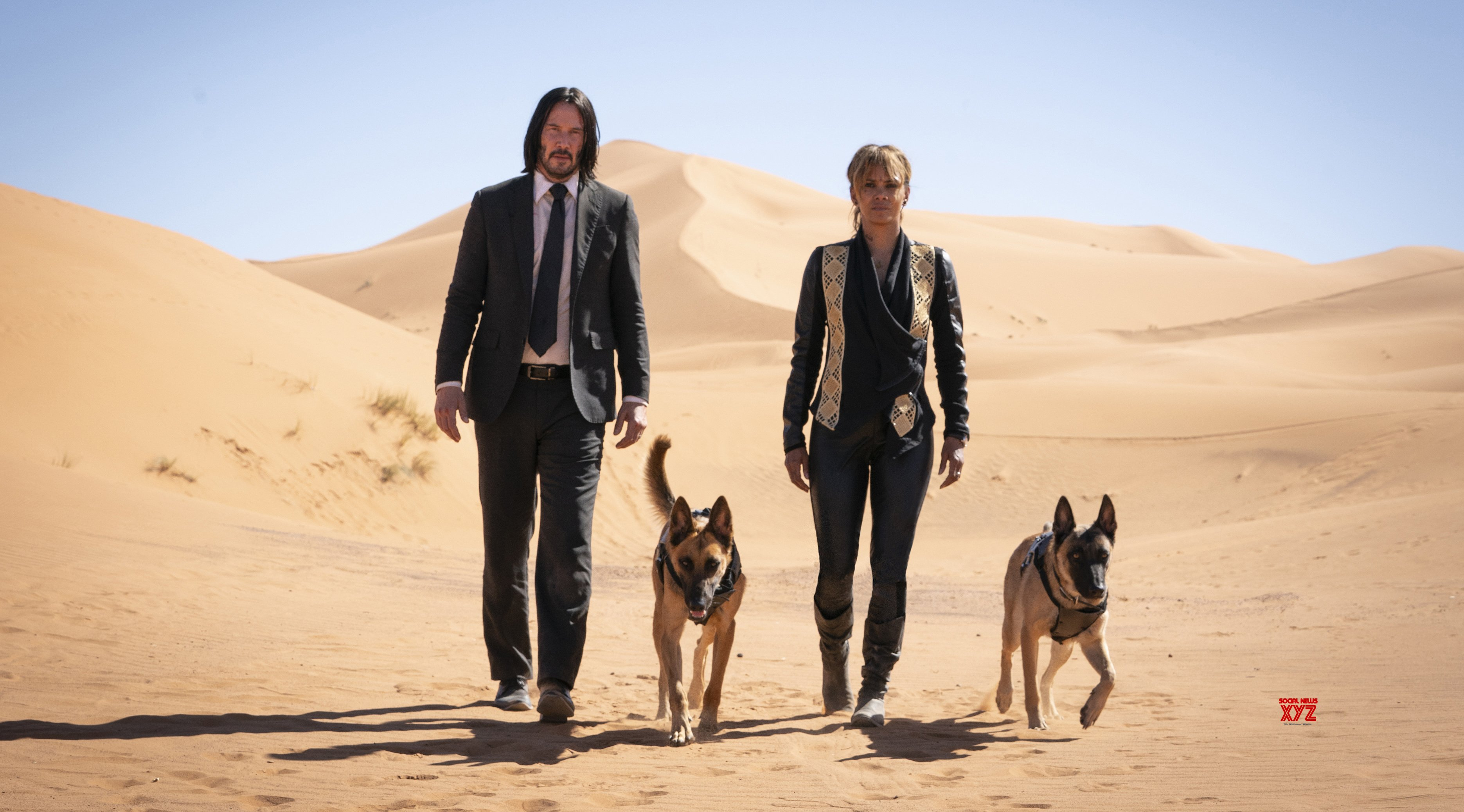 John Wick: Chapter 3 – Parabellum Review: A gore bore ( Rating: *)