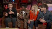Ma || McKaley Miller, Gianni Paolo, Corey Fogelmanis, & Dante Brown Interview || #SocialNews.XYZ  (Video)