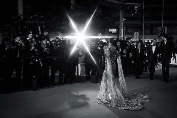 Cannes: Hina Khan at 2019 Cannes Film Festival in France #Gallery