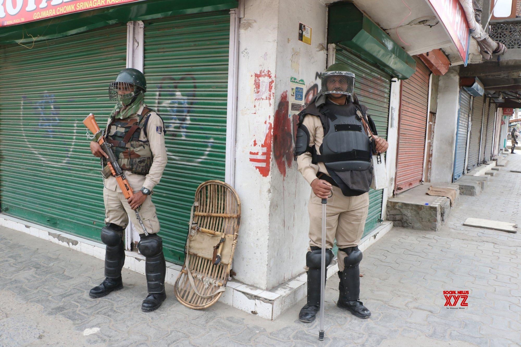 Curfew on in Bhaderwah, police deny cow vigilantes behind murder