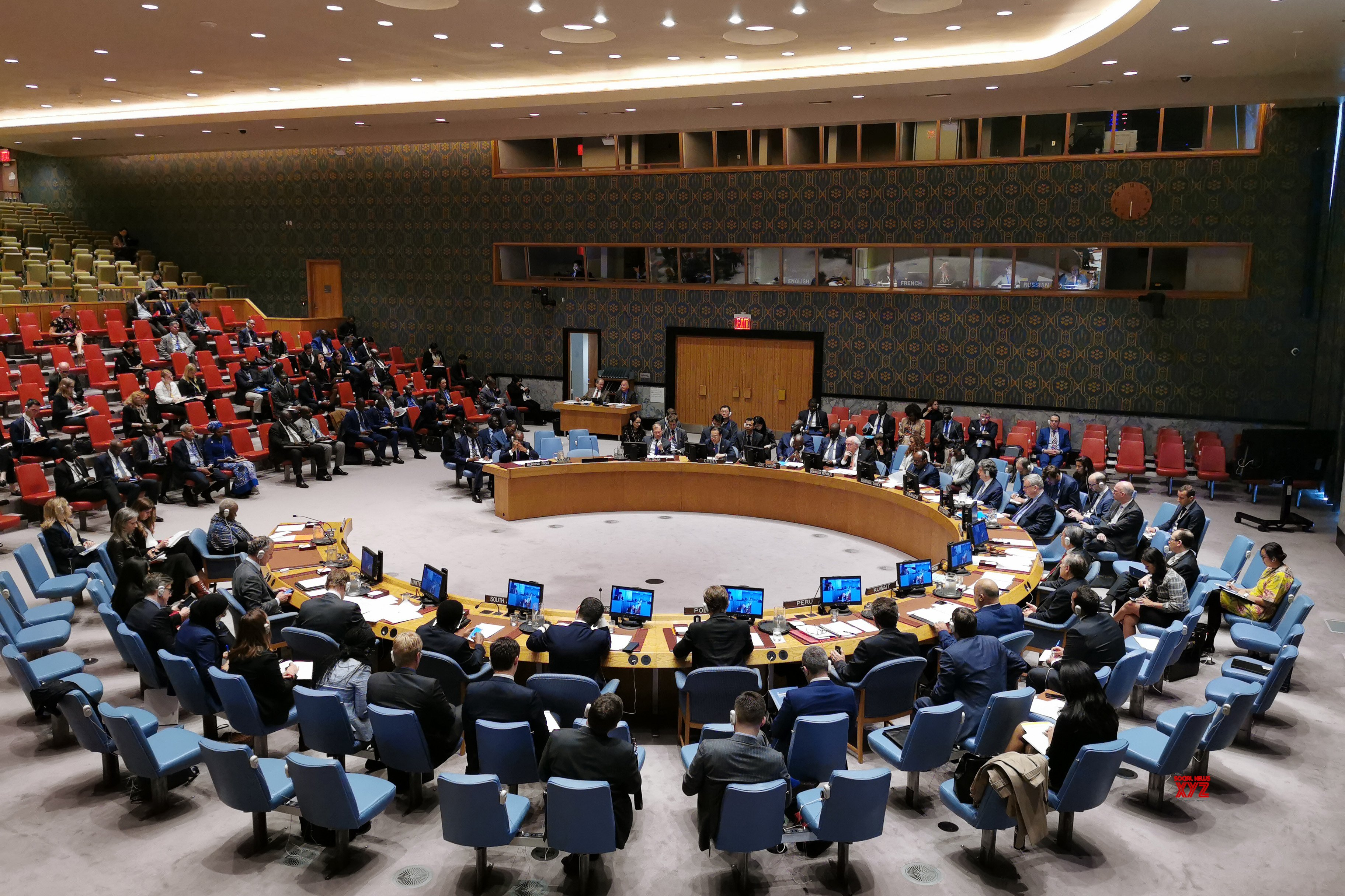 UN - SECURITY COUNCIL - MEETING - AFRICA #Gallery