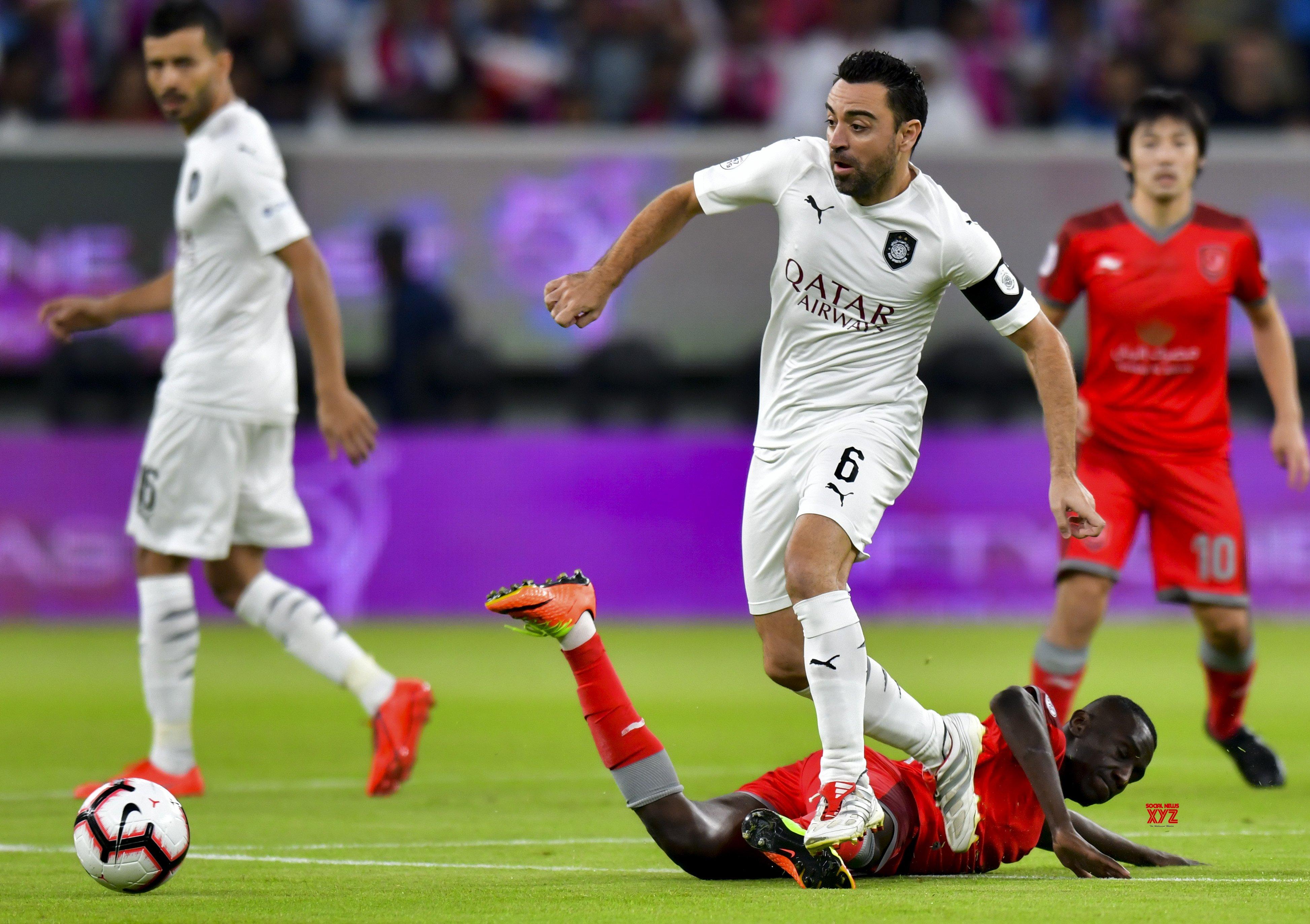 QATAR - DOHA - 2022 FIFA WORLD CUP - NEWLY BUILT STADIUM - AL - WAKRAH STADIUM - AMIR CUP #Gallery