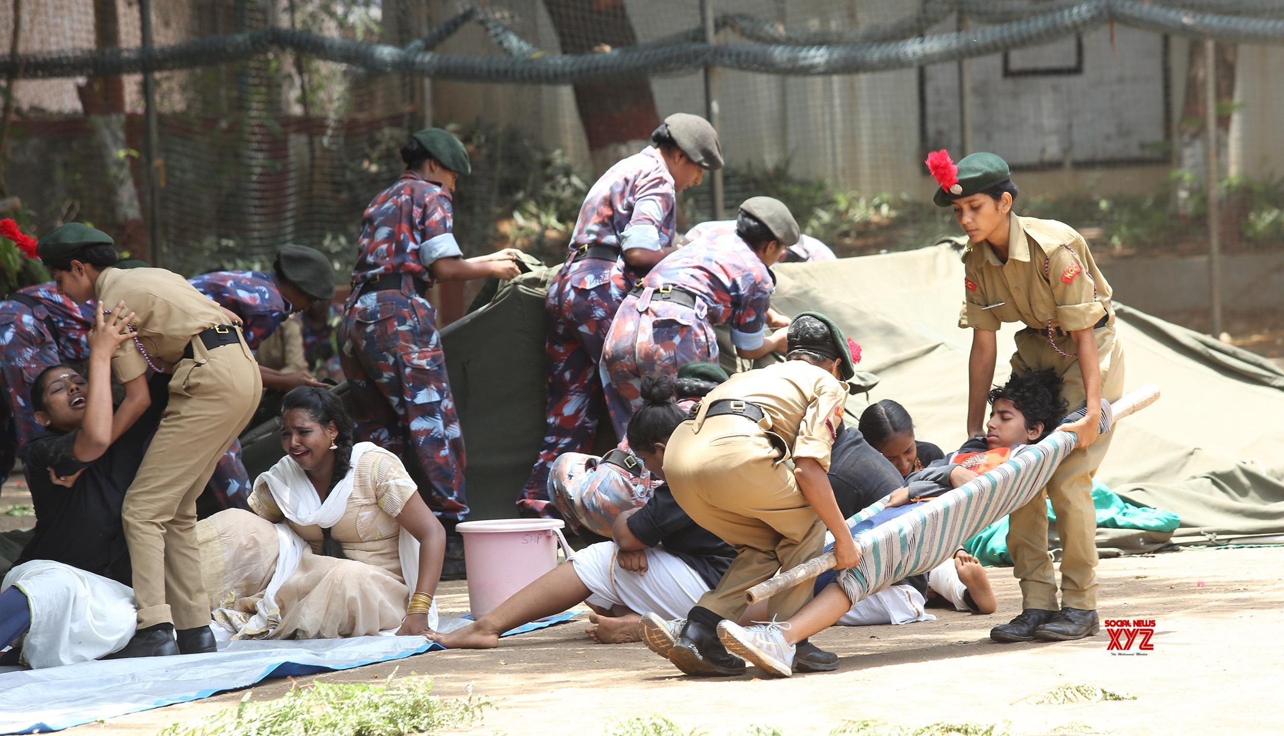 Mumbai: NCC Combined Annual Training Camp #Gallery