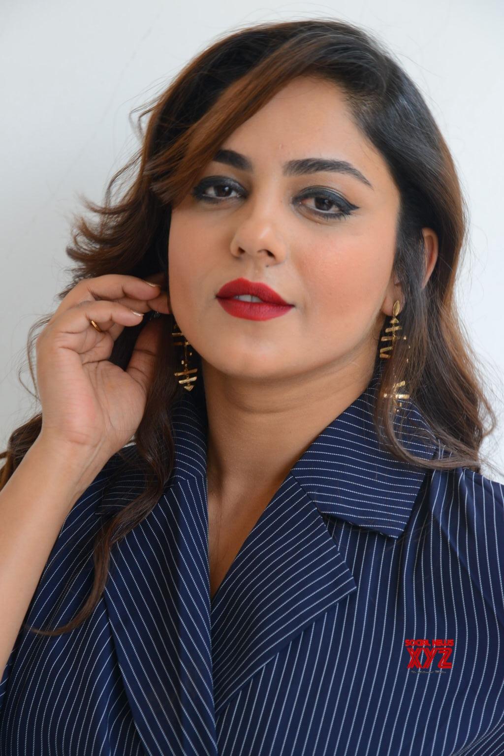 Actress Apoorva Sharma Stills From Star Movie Press Meet