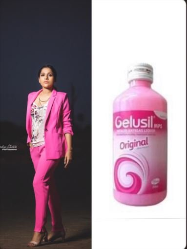 Rashmi Gautam Trolls Herself