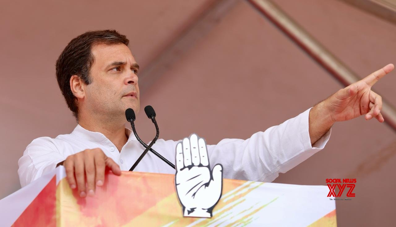 Congress governments kept poll promises in states: Rahul