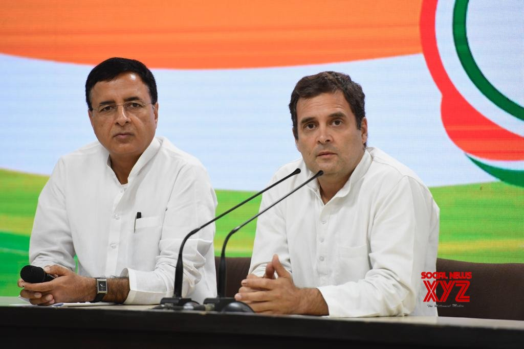 New Delhi: Rahul Gandhi's press conference - (Batch - 2) #Gallery