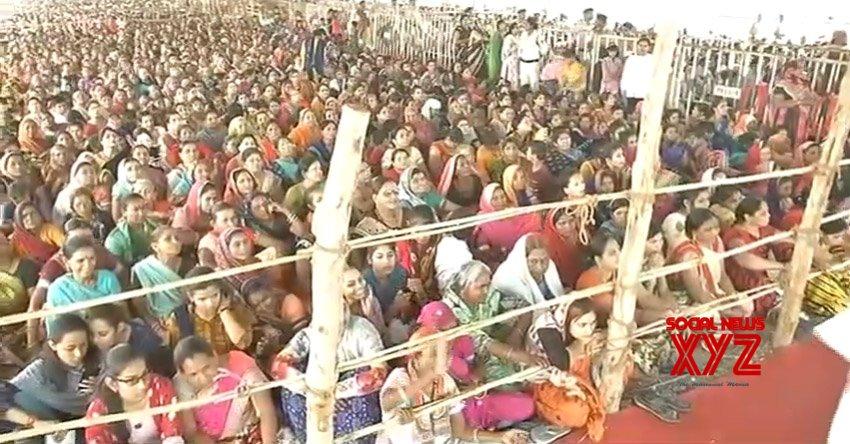 Khargone: PM Modi at BJP rally in Madhya Pradesh #Gallery