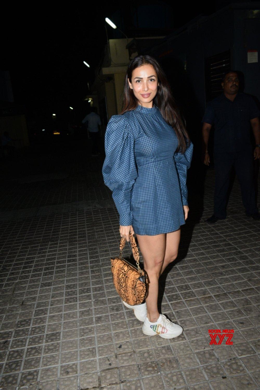 "Mumbai: Film ""India's Most Wanted"" screening - Arjun Kapoor, Malaika Arora #Gallery"
