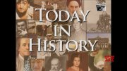 Today in History, May 17  (Video)