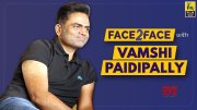 Vamshi Paidipally Interview With Hemanth Kumar | Face 2 Face (Video)