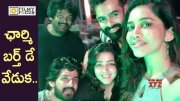 Charmy Kaur Birthday Celebrations at Ismart Shankar Movie Sets (Video)