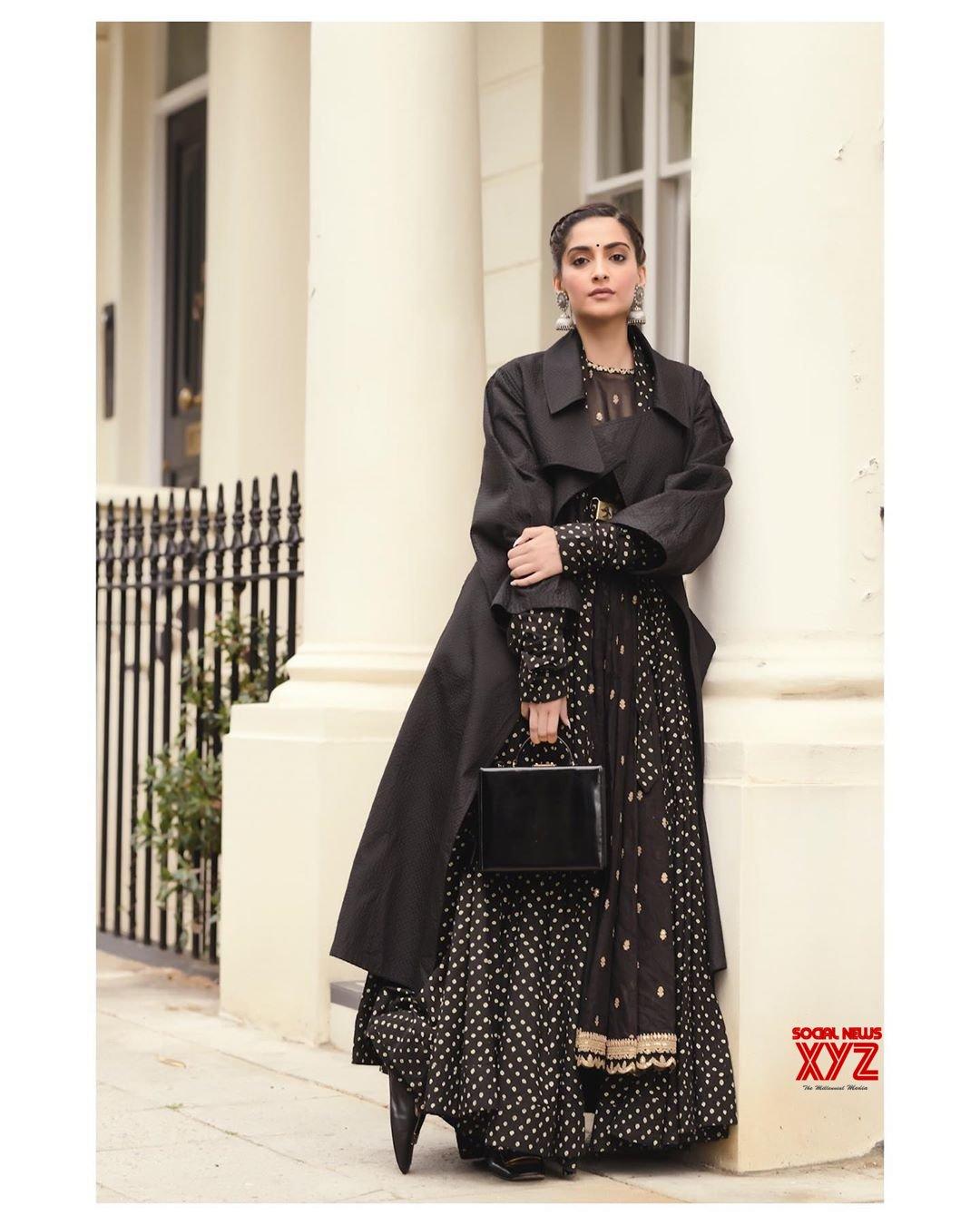 Actress Sonam Kapoor Latest Fashion Stills
