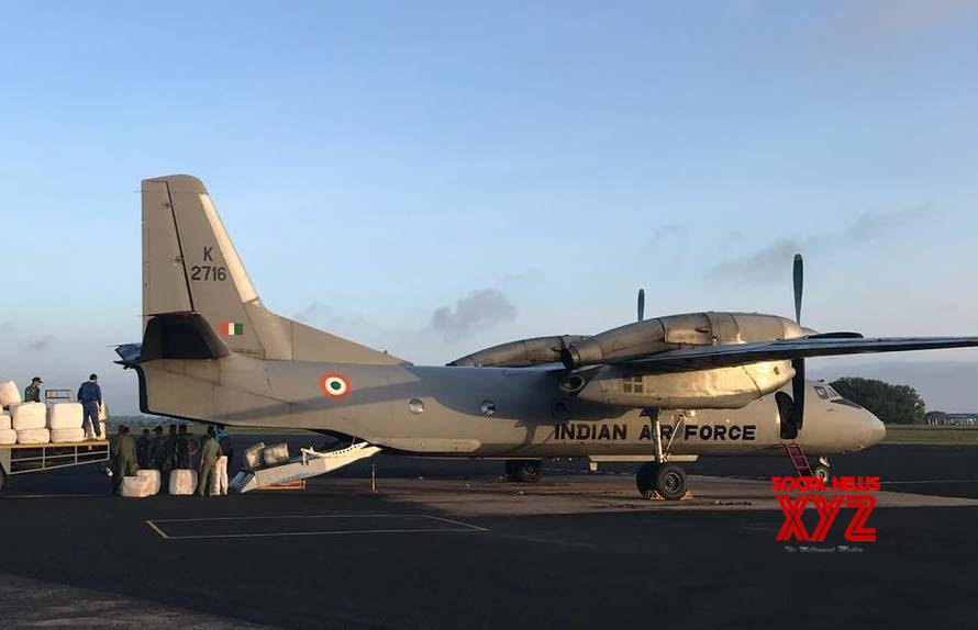 Wreckage of AN-32 spotted in Arunachal Pradesh: IAF