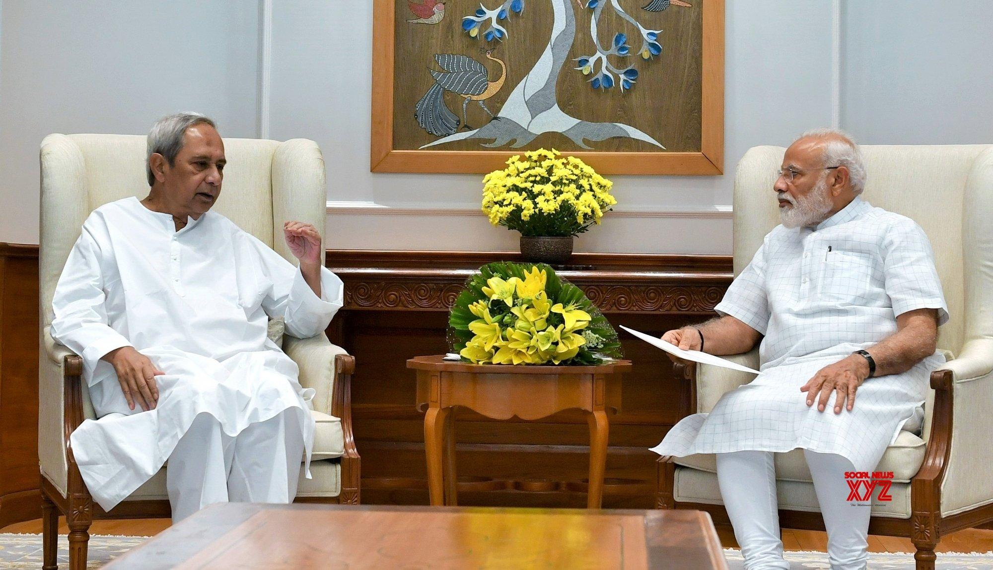 Patnaik seeks special status for Odisha, Rs 5,000 cr aid