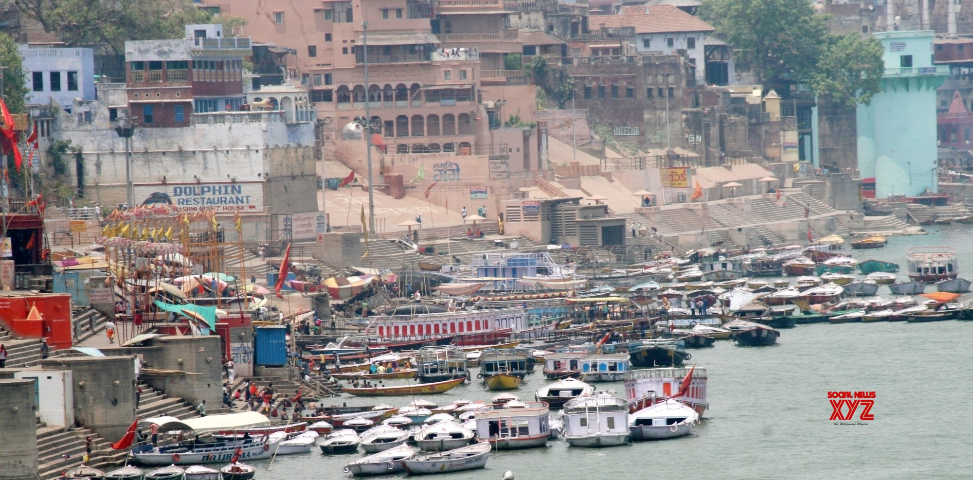 Varanasi: Varanasi to have ropeways to ease road congestion #Gallery