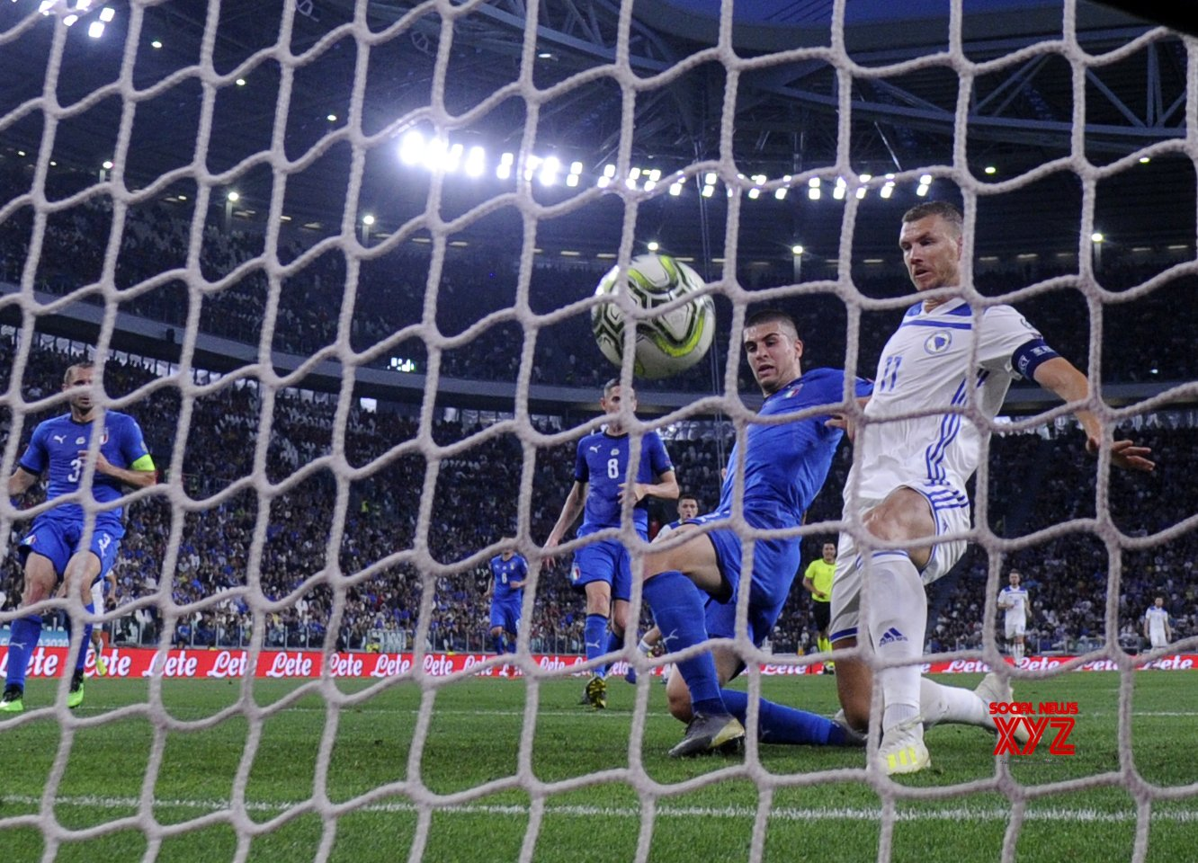 ITALY - TURIN - FOOTBALL - UEFA EURO 2020 GROUP J QUALIFIER #Gallery