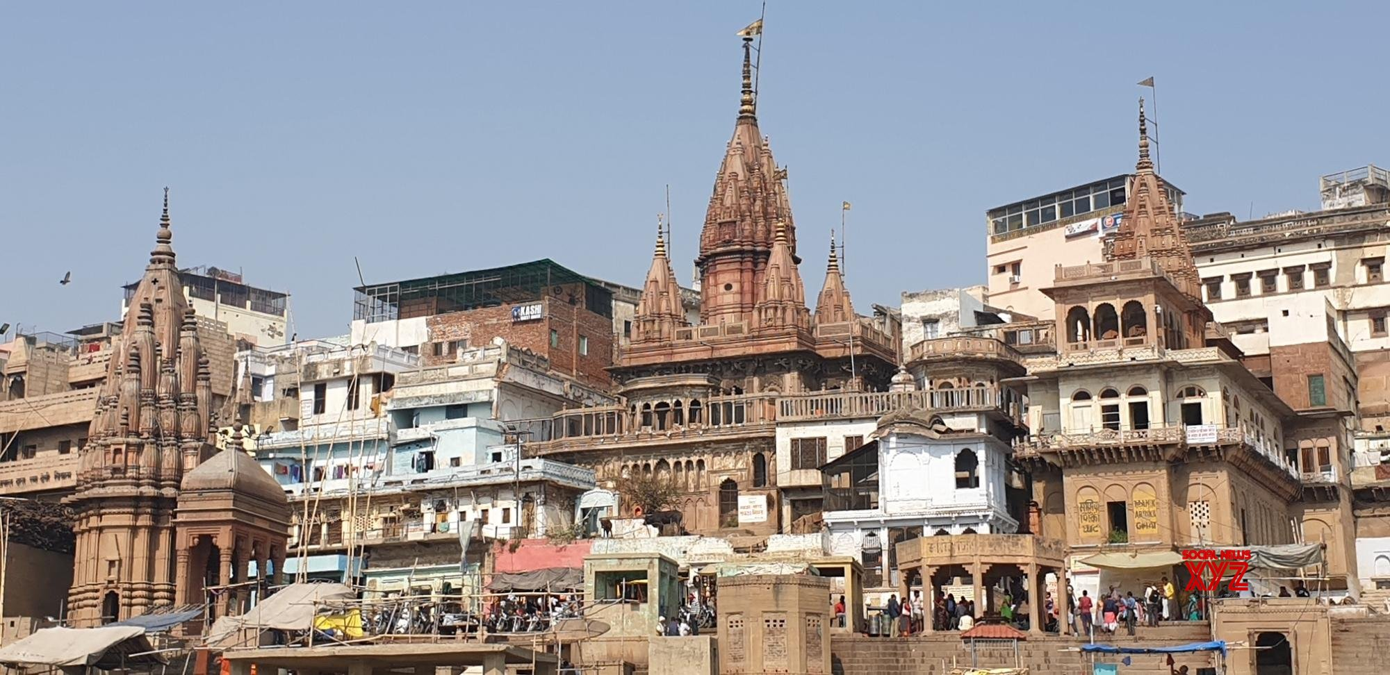 Varanasi to have ropeways to ease road congestion