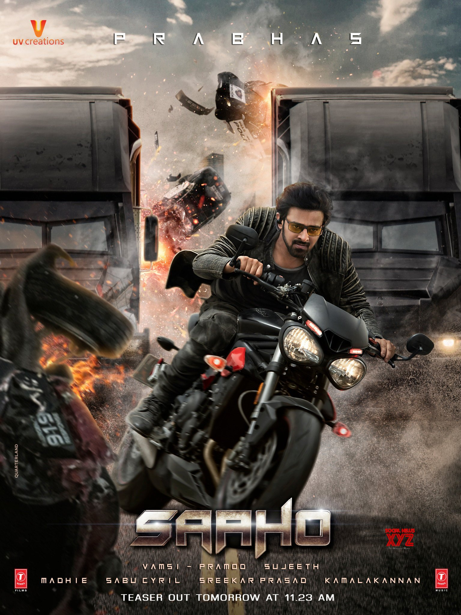 Makers of Saaho get it right, finally