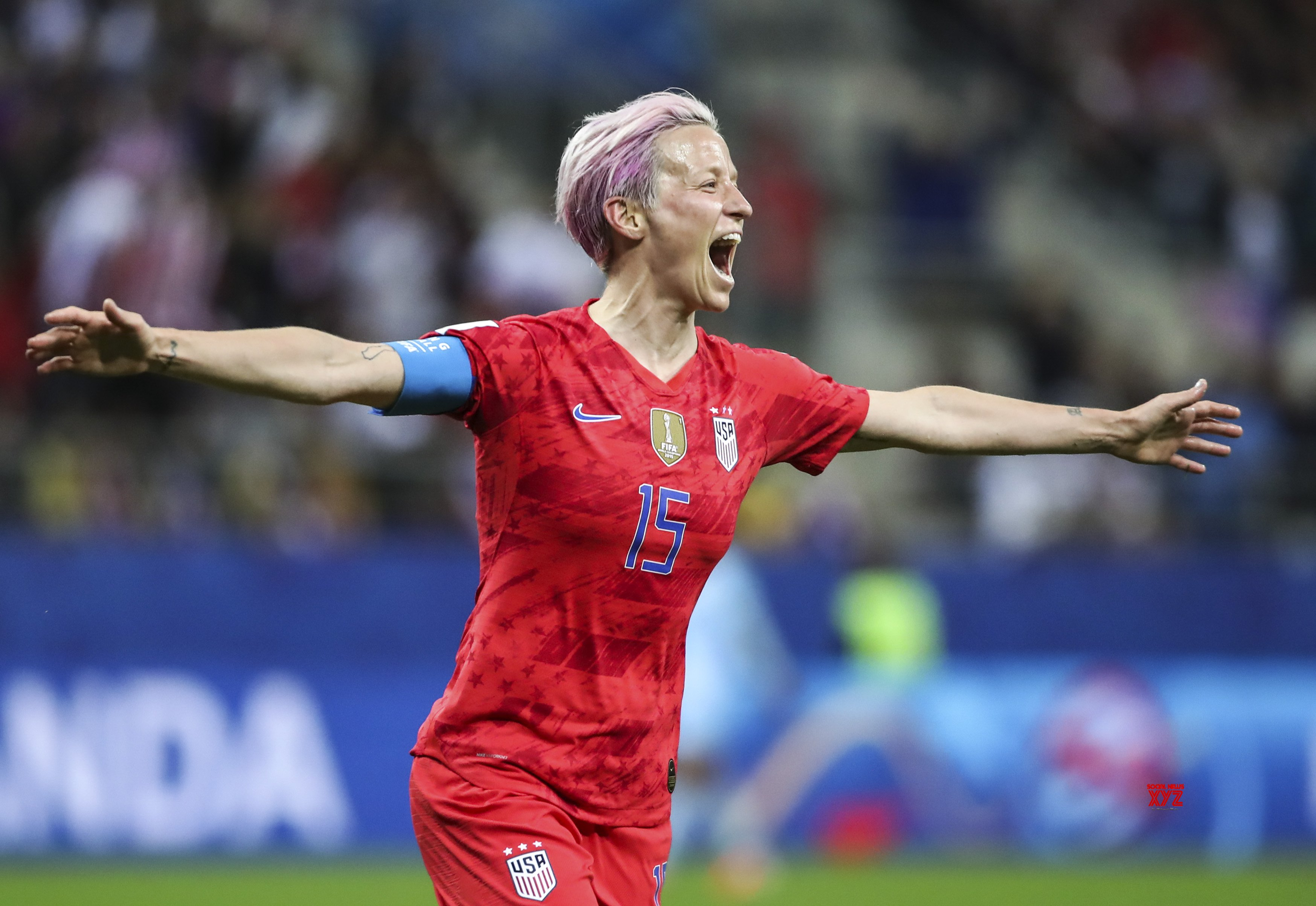 FRANCE - REIMS - SOCCER - FIFA WOMEN'S WORLD CUP - USA VS THA #Gallery
