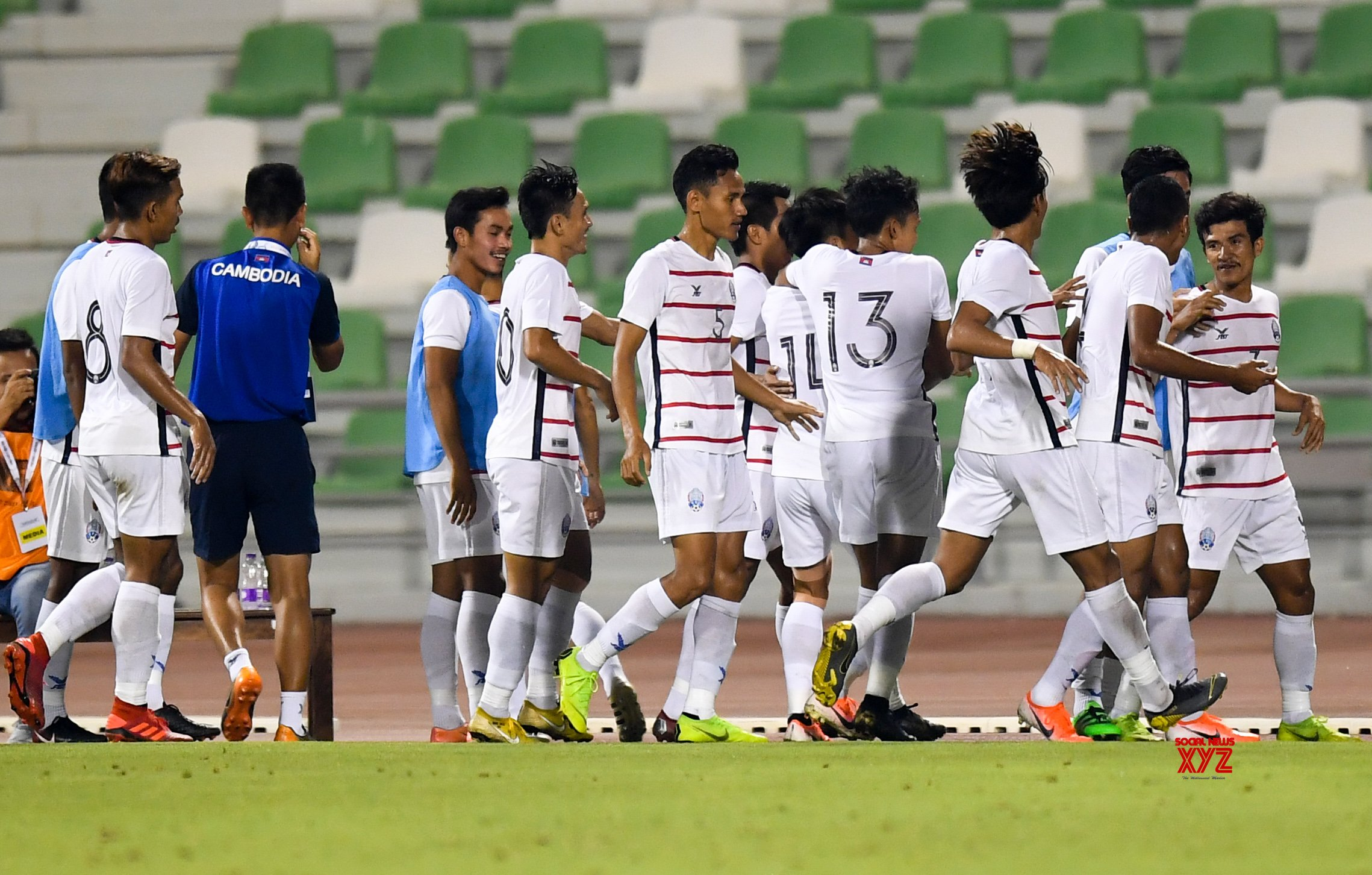 QATAR - DOHA - SOCCER - WORLD CUP AND ASIAN CUP JOINT QUALIFICATION #Gallery