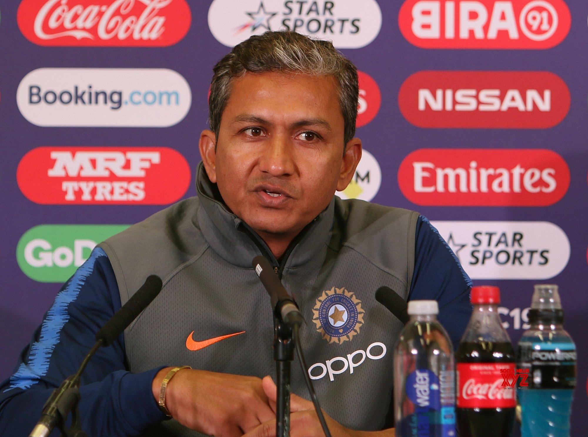 England: Sanjay Bangar's press conference #Gallery