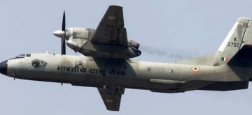 Lipo: The AN-32 aircraft that went missing in Arunachal Pradesh on June 3 with 13 people onboard, the wreckage of which was spotted by the Indian Air Force (IAF) at Lipo, northeast of Tato in Arunachal Pradesh on June 11, 2019. (File Photo: IANS)