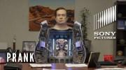 MEN IN BLACK: INTERNATIONAL - Alien Dealership Prank (Video)