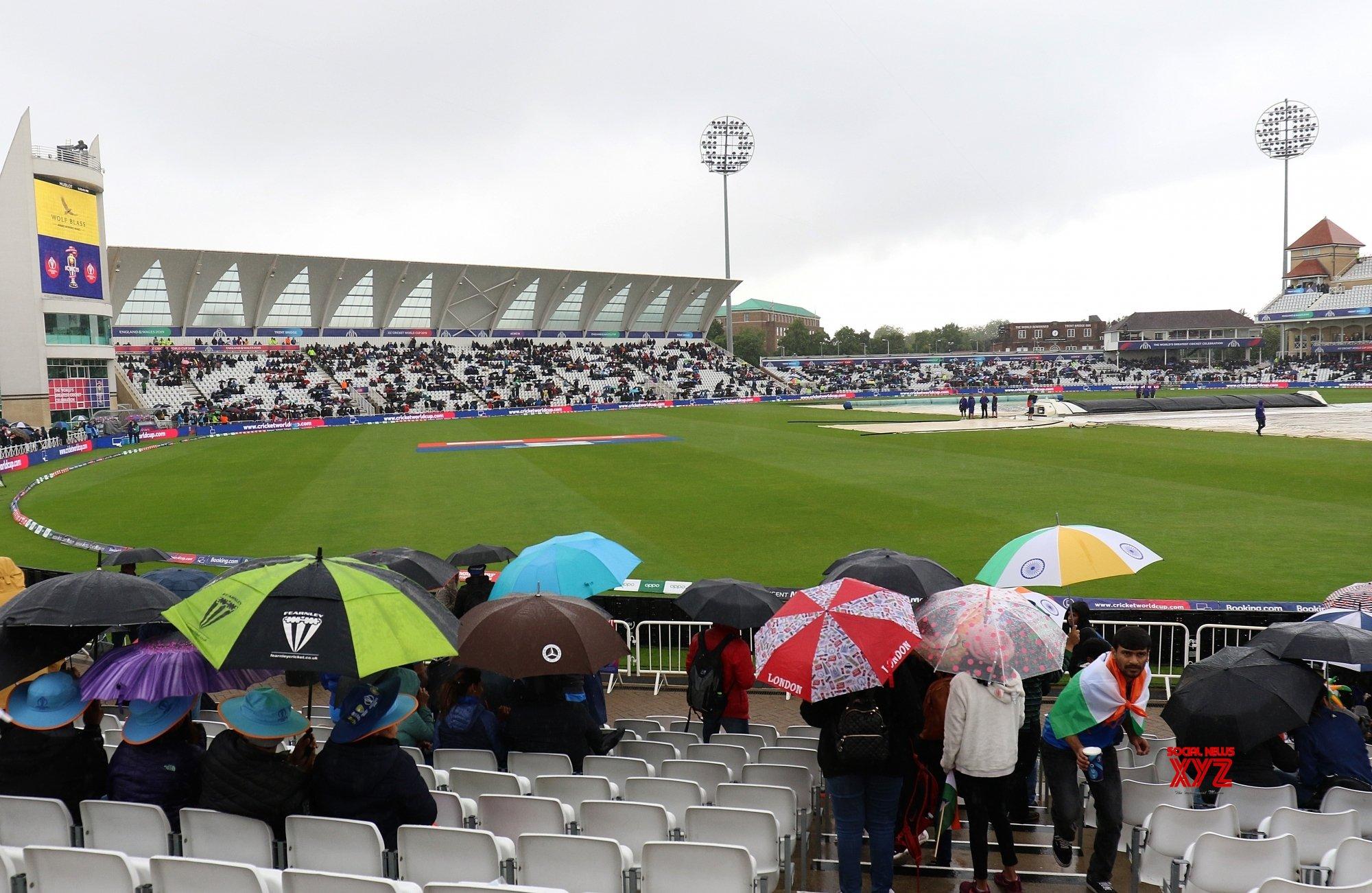 Nottingham (England): World Cup 2019 - Match 18 - India Vs New Zealand (Batch - 10) #Gallery