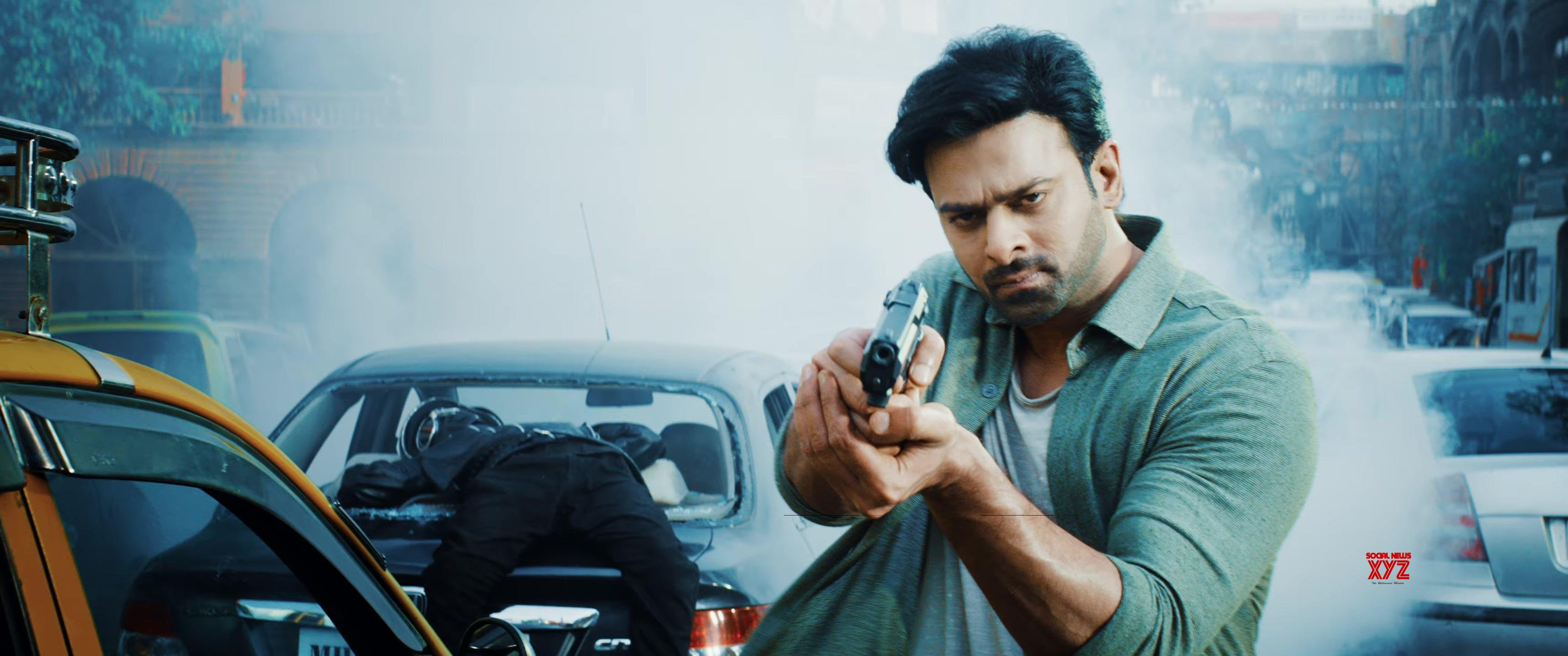 Saaho Teaser Review: An Action Extravaganza