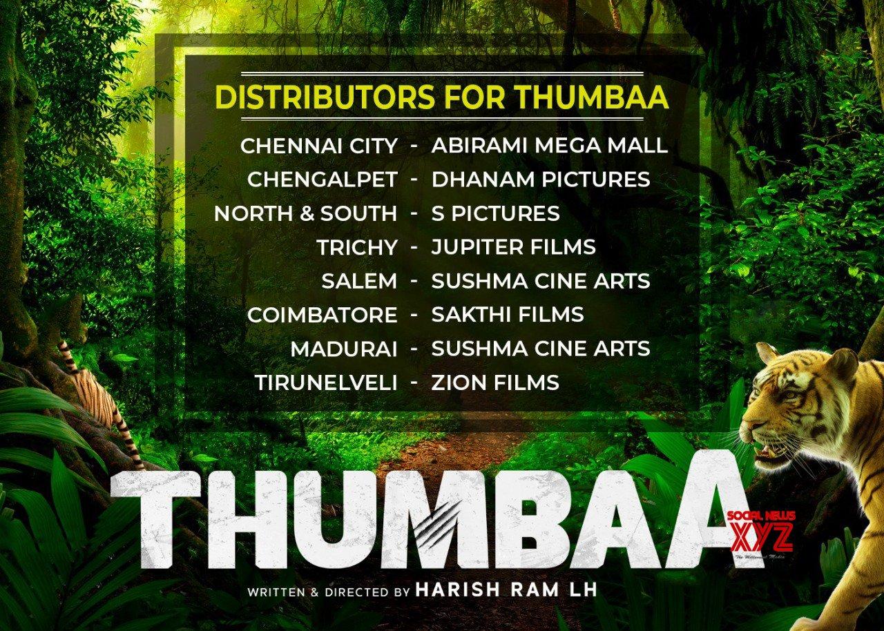 Thumbaa Movie Tamil Nadu Distributors List
