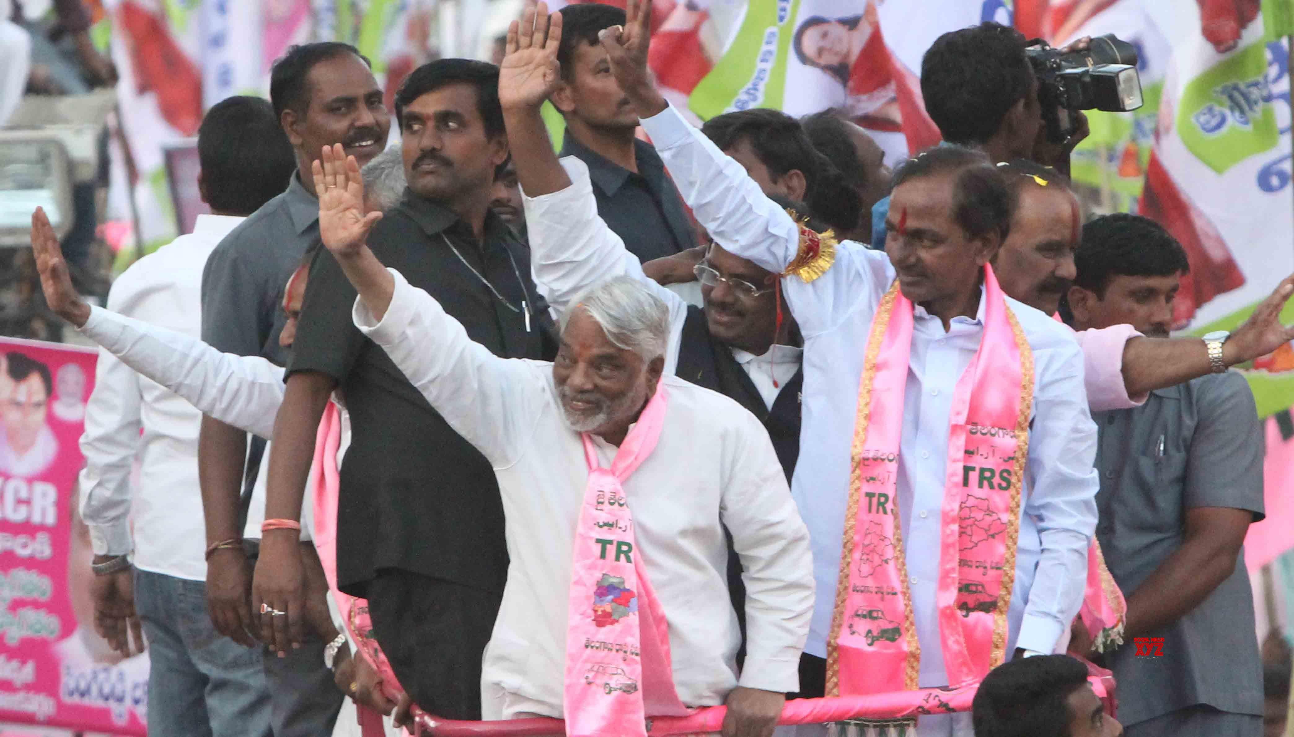 Keshav Rao elected TRS parliamentary party leader