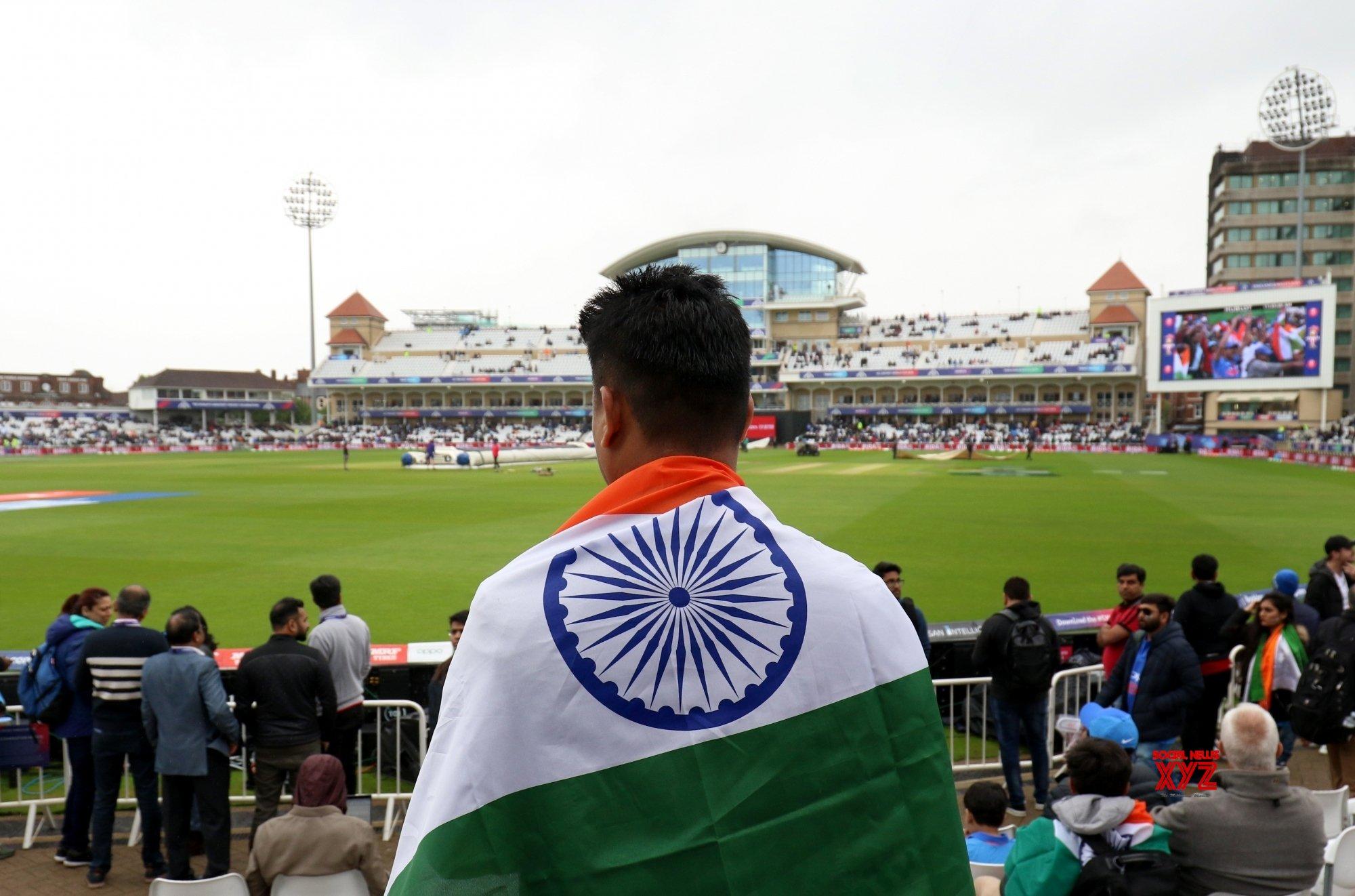 Nottingham (England): World Cup 2019 - Match 18 - India Vs New Zealand (Batch - 4) #Gallery
