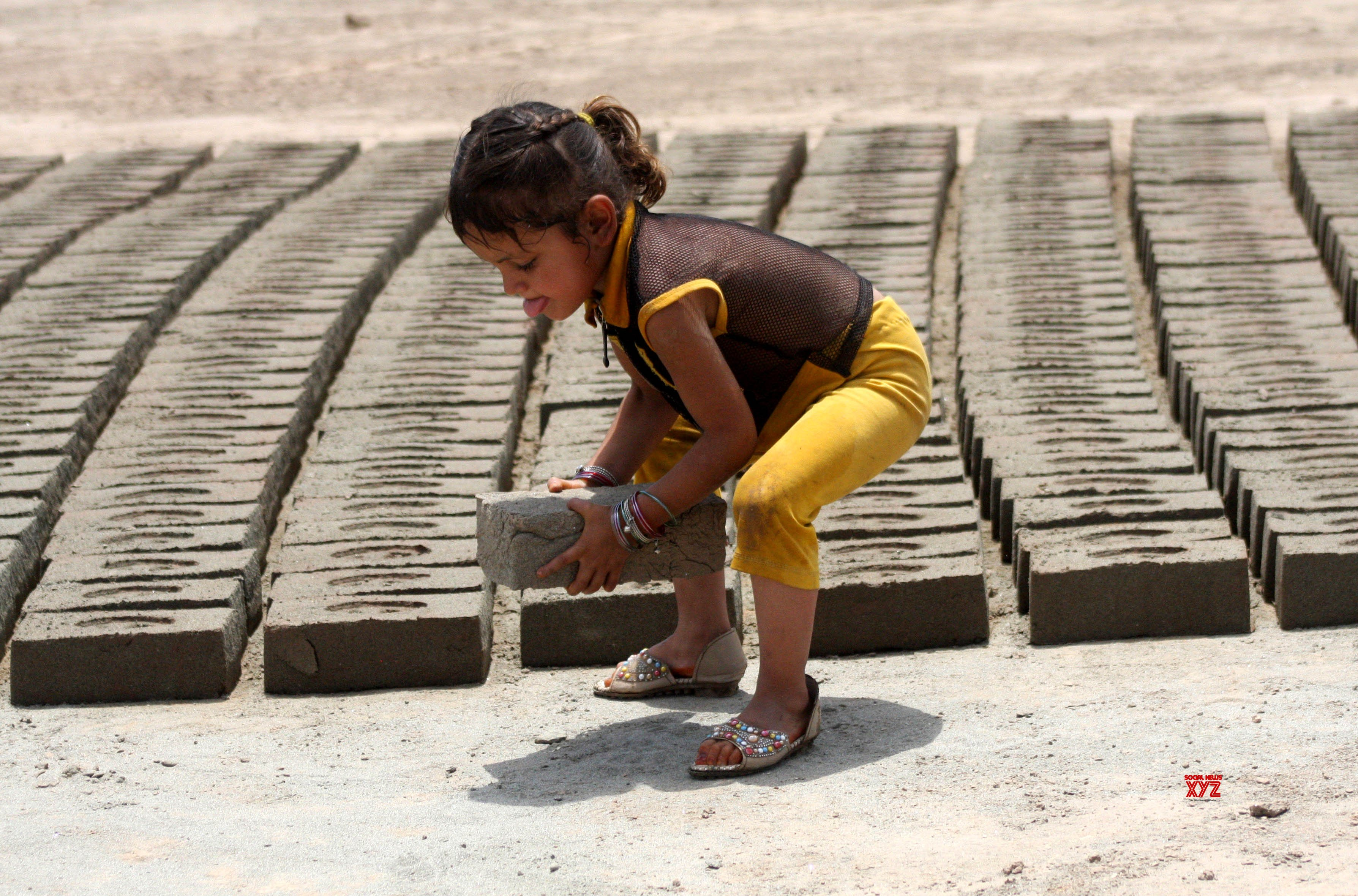 PAKISTAN - PESHAWAR - WORLD DAY AGAINST CHILD LABOR #Gallery