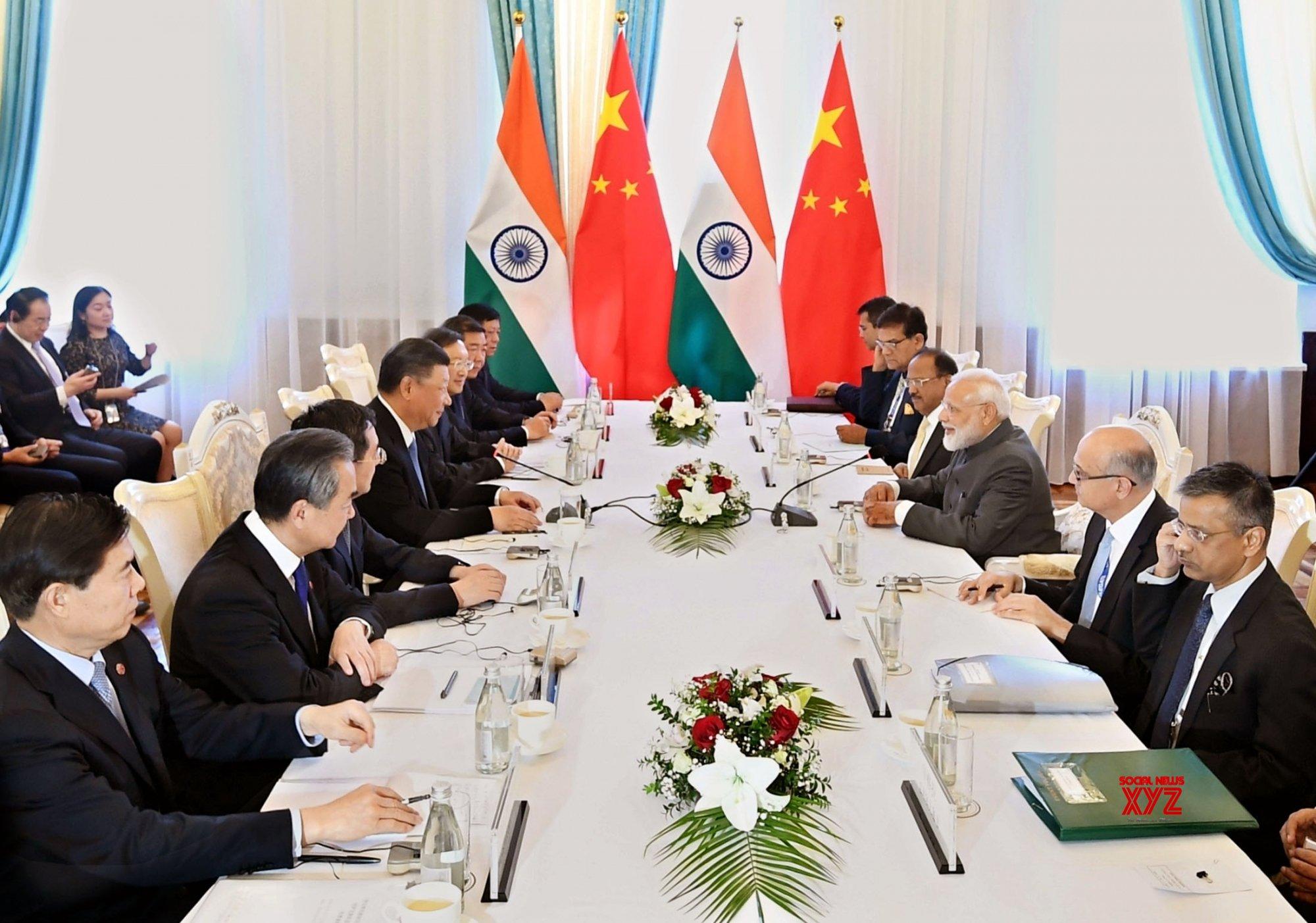 Bishkek: PM Modi meets Chinese President Xi Jinping (Batch - 2) #Gallery