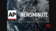 AP Top Stories June 13 A  (Video)