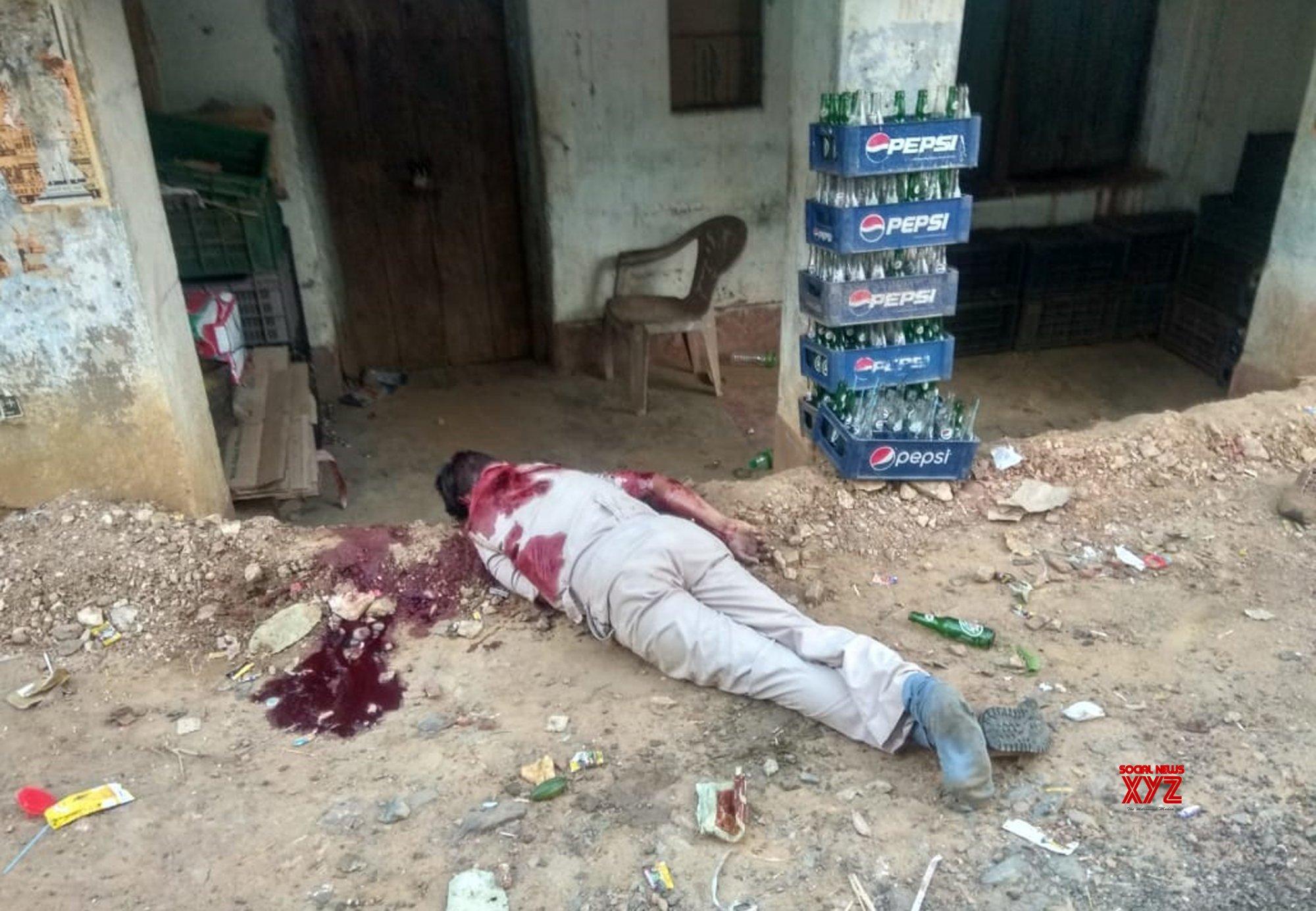 Seraikela: Maoist attack in Jharkhand #Gallery