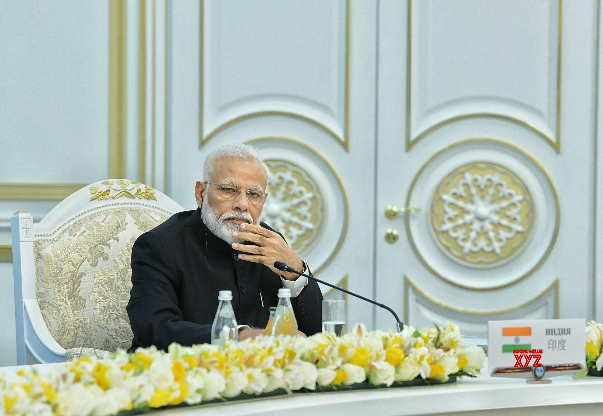 Bishkek: PM Modi at SCO Summit #Gallery