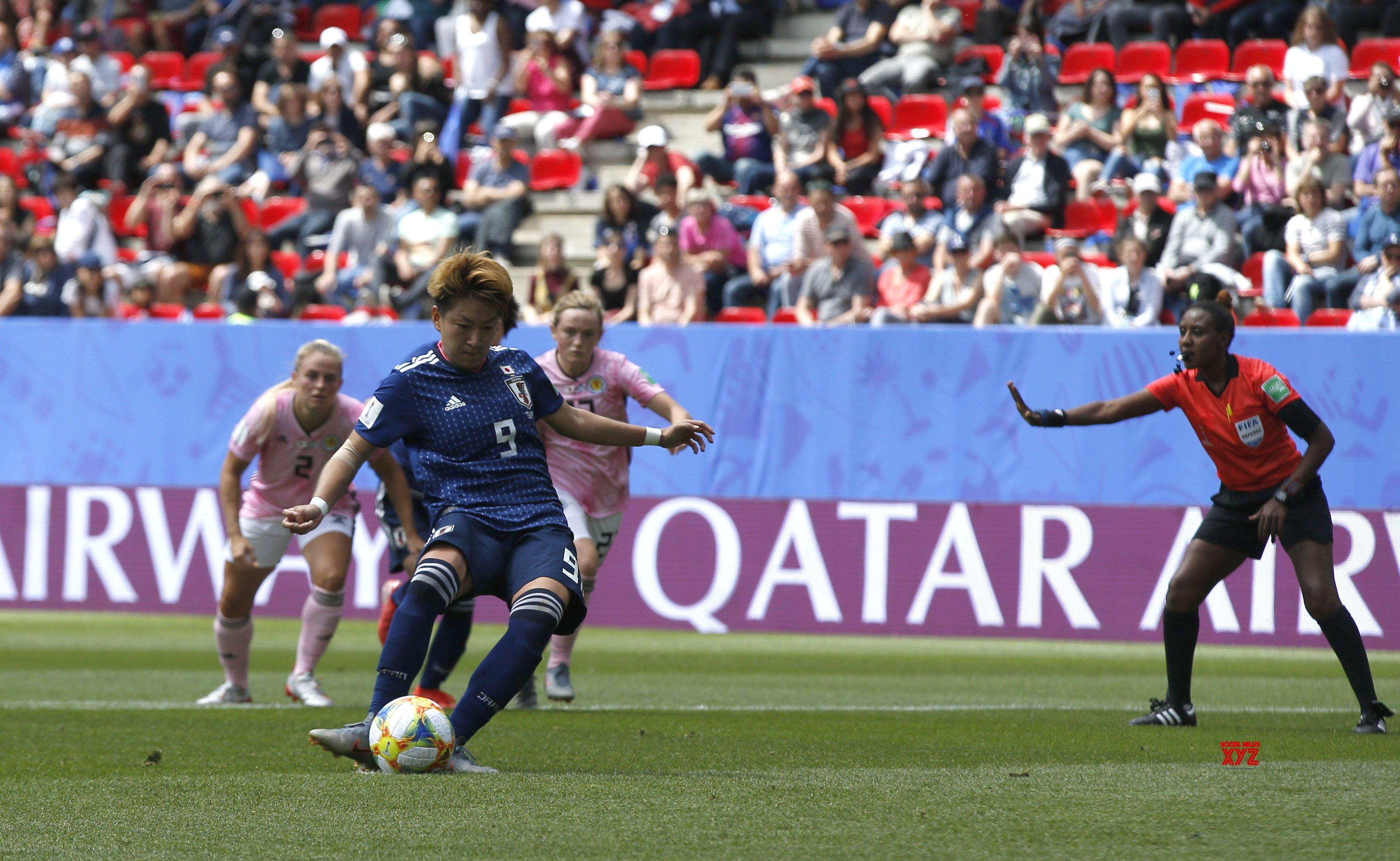 FRANCE - RENNES - 2019 FIFA WOMEN'S WORLD CUP - GROUP D - JPN VS SCO #Gallery