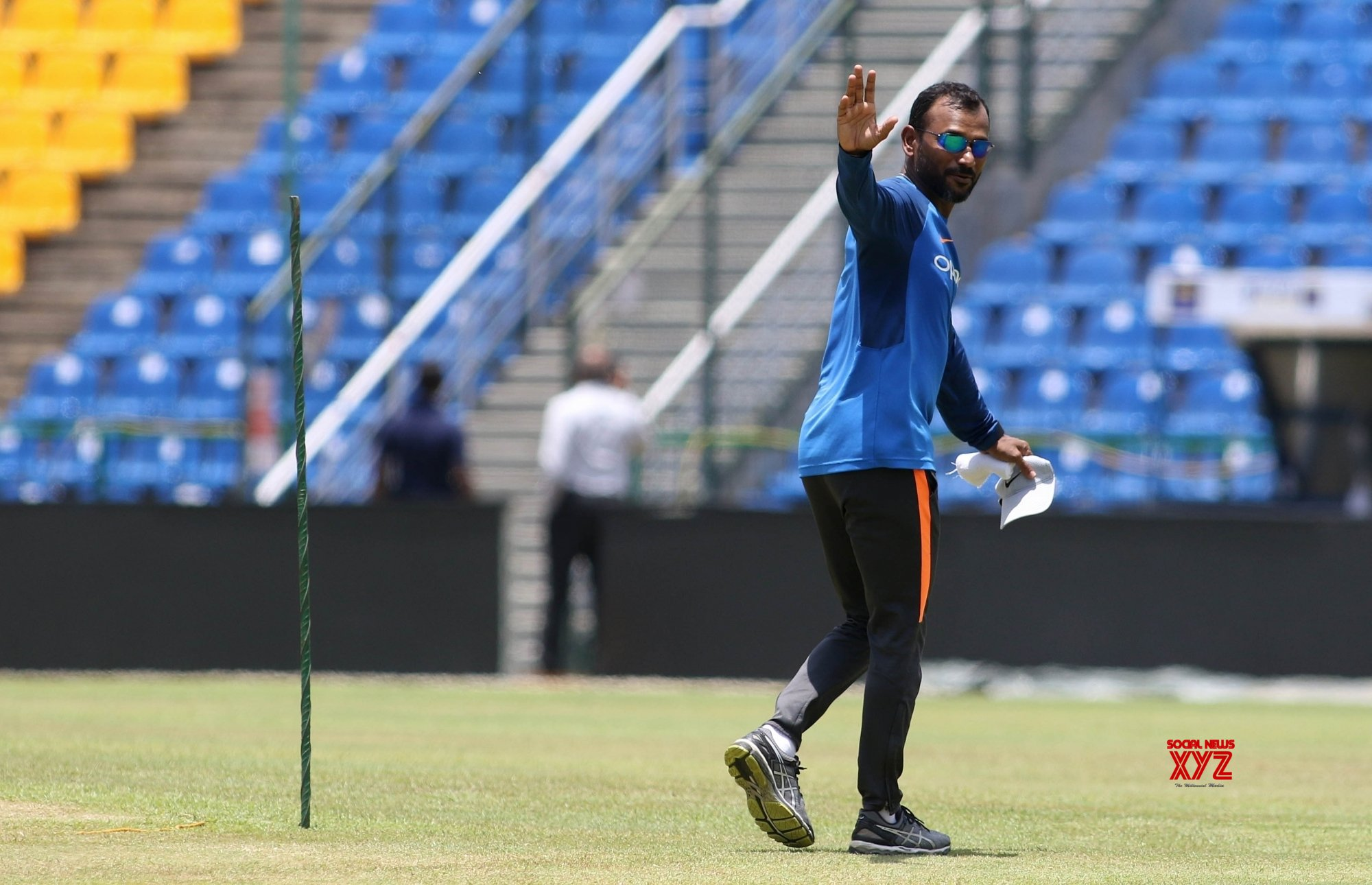 'Want India to out-field every opponent in World Cup'