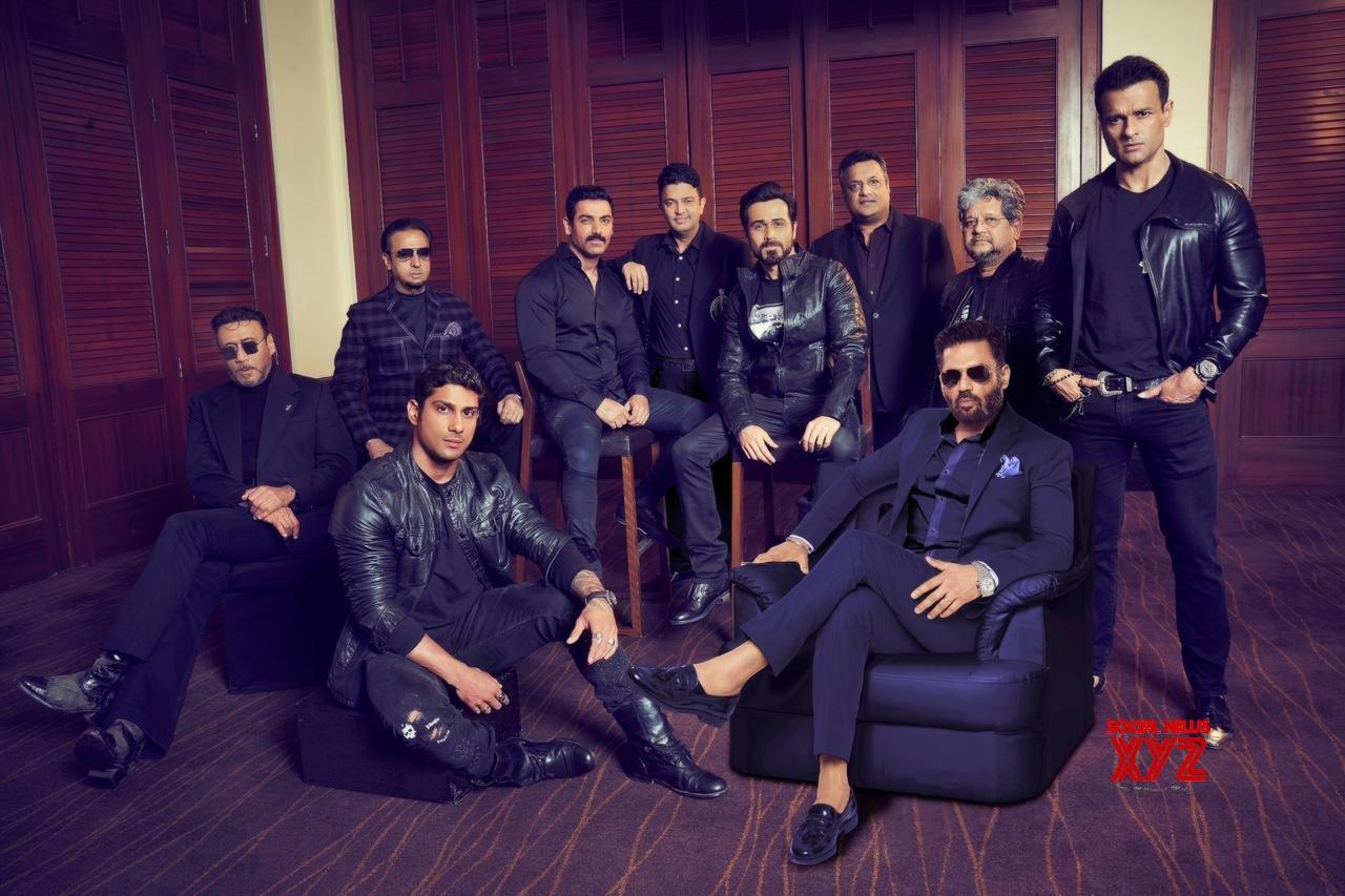 Mumbai Saga Movie Cast Stills