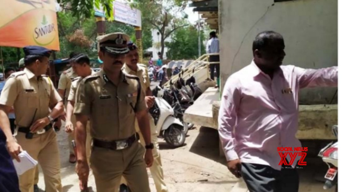Nashik: Daylight dacoity in Muthoot's Nashik office leaves 1 dead, investigation underway #Gallery