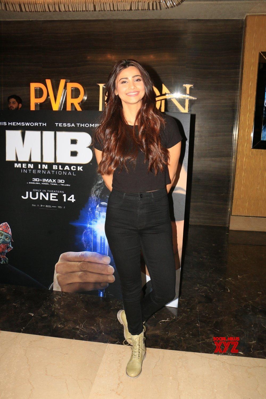 "Mumbai: Film ""Men in Black: International"" screening - Siddhant Chaturvedi, Daisy Shah #Gallery"