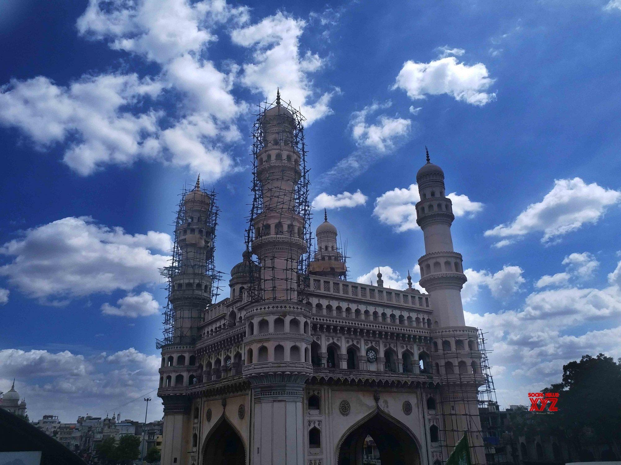 Hyderabad: Charminar #Gallery