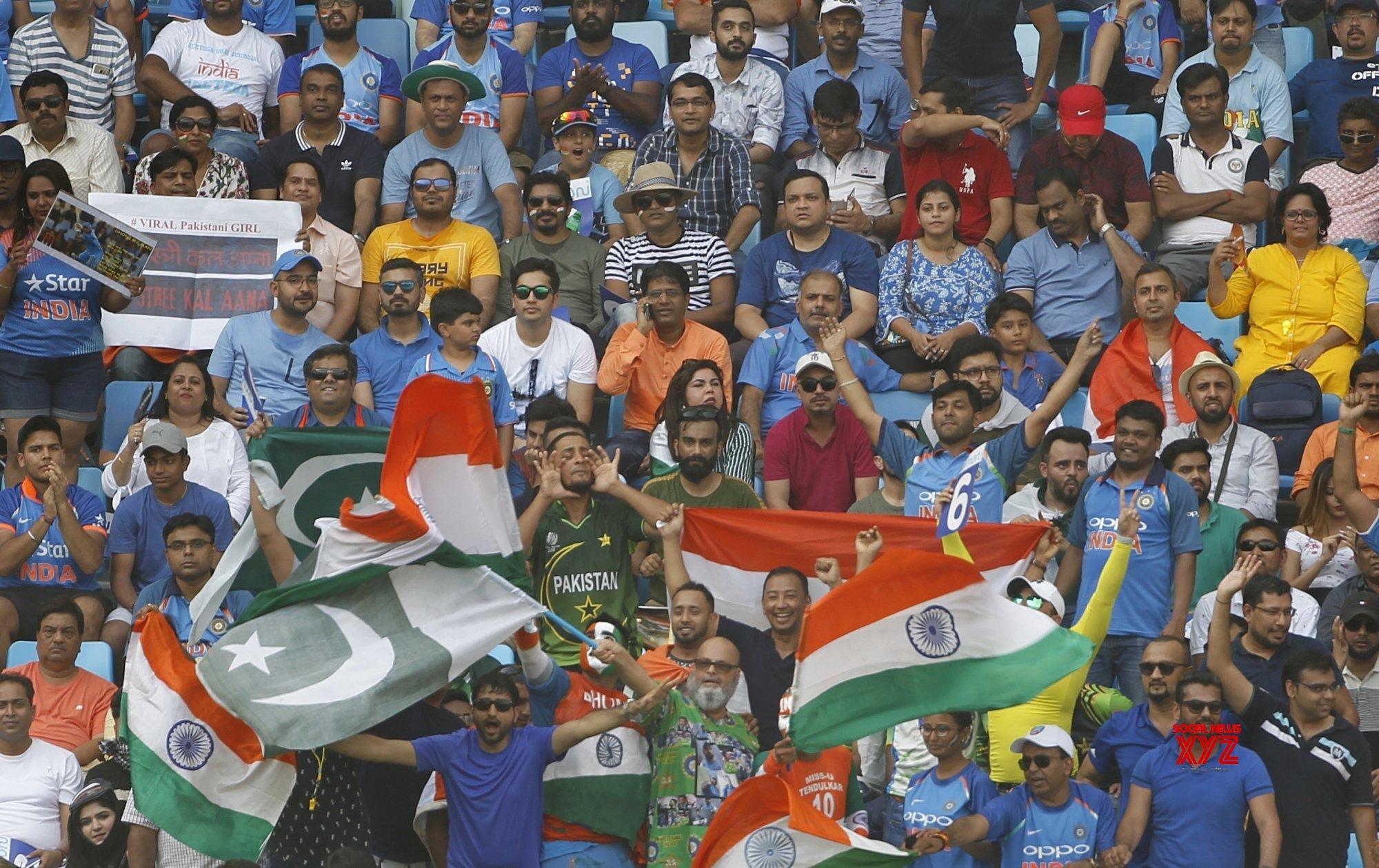 Fans gear up for high-octane clash between India & Pakistan